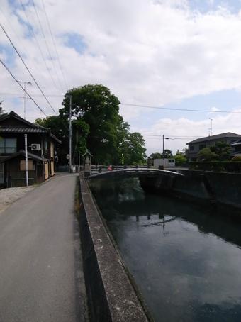 壬生川の家