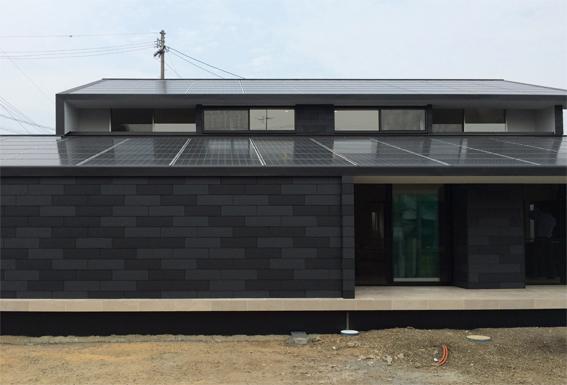 壬生川の家 竣工