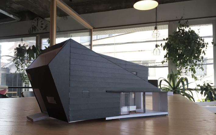 安芸高田の家 設計変更