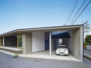 松山南の家