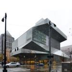 シアトル中央図書館