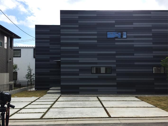 石内の家 竣工写真