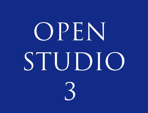 第3回 OPEN STUDIOを開催します!