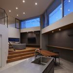 楽々園の家