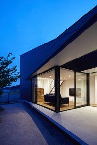 安芸高田の家