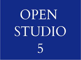第5回オープンスタジオのお知らせ