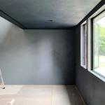 湯之町の家 ポーターズペイント塗装