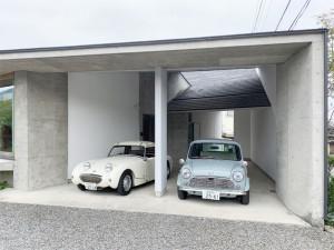 松山南の家 久々の訪問