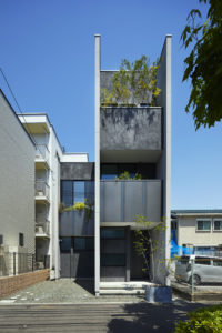 牛田本町の家