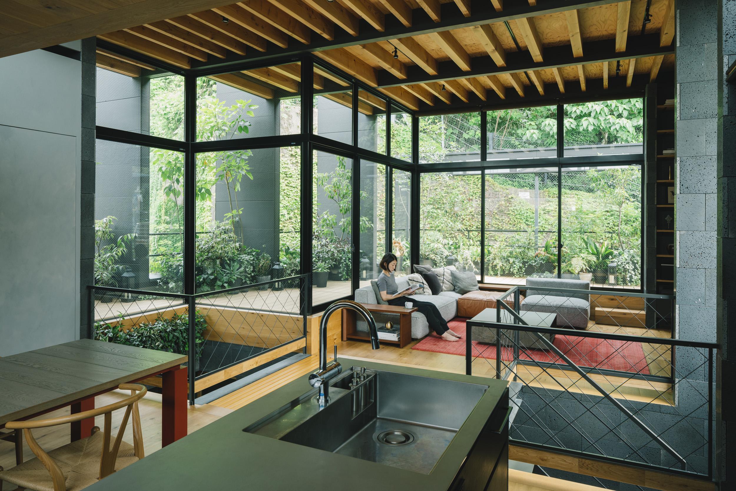 江波の家2021